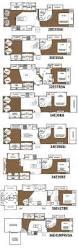5th Wheel Toy Hauler Floor Plans by Best 5th Wheel Floor Plans Fifth Wheel Floorplans Camping