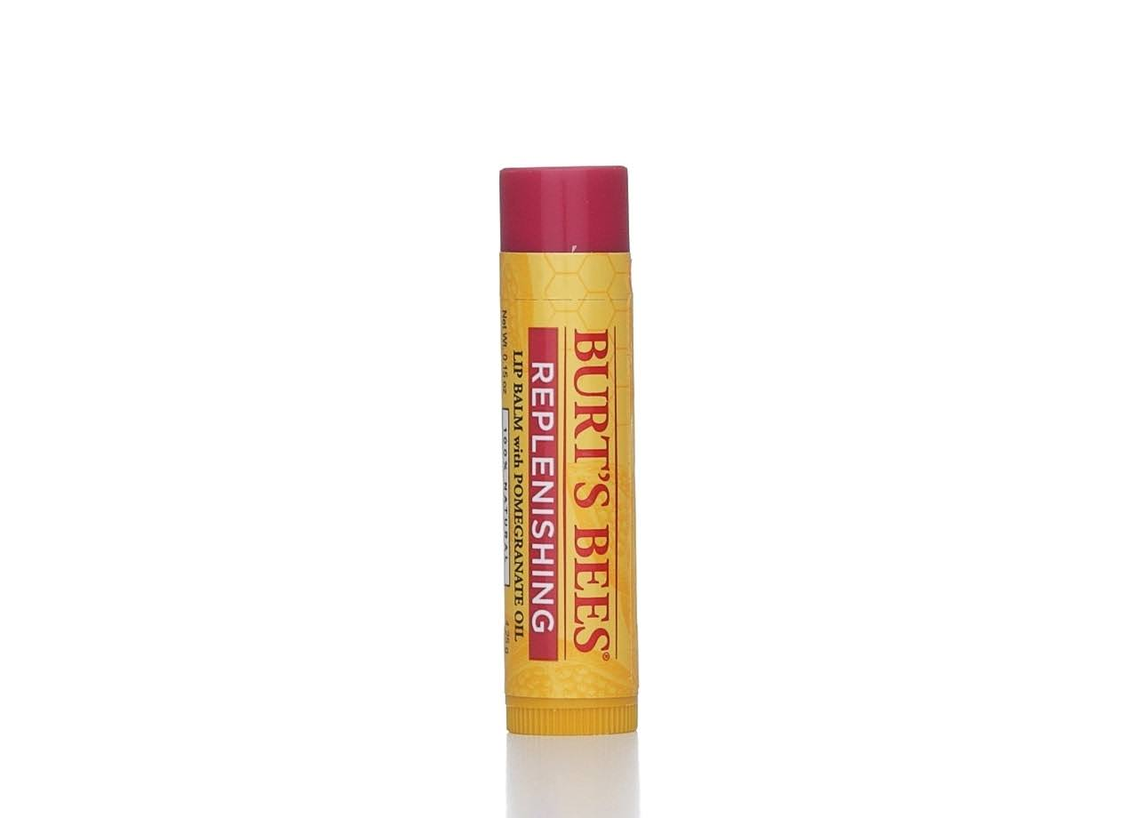Burt's Bees Lip Balm With Pomegranate Oil