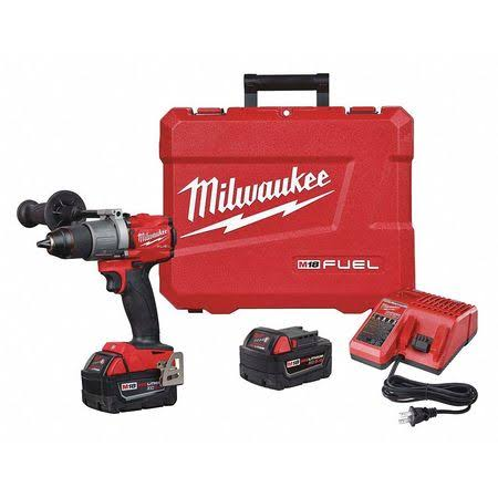 Milwaukee M18 El Drill Driver Kit - 18V