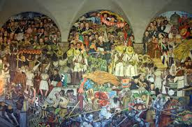 David Alfaro Siqueiros Famous Murals by Mexican Mural Movement U2013 Jpfiester