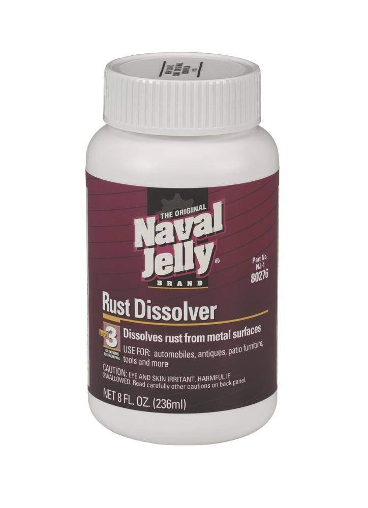 Naval Jelly Rust Dissolver - 8oz