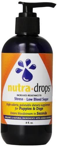 Health Extension Nutra Drops Dog Vitamins - 8oz