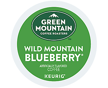 Green Mountain Wild Mountain Blueberry K Cup - 24ct