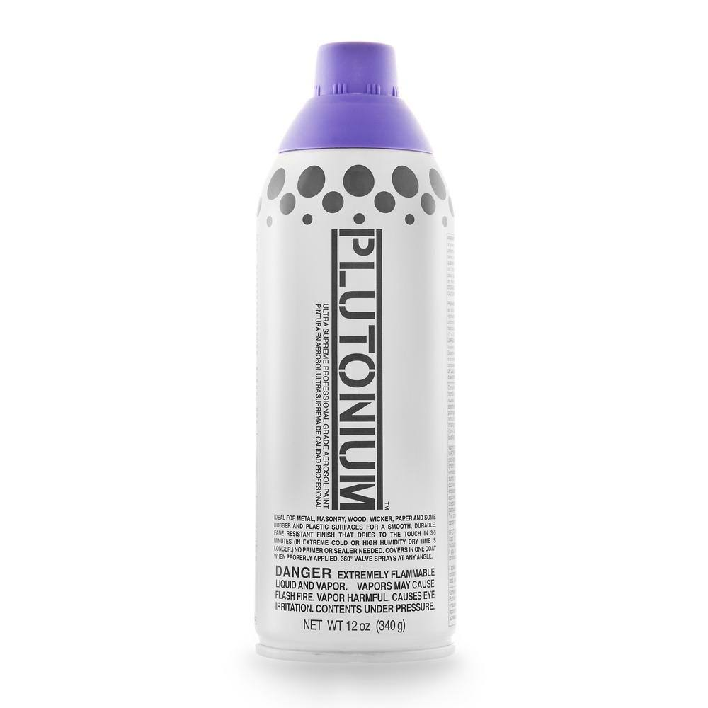 Plutonium Paint Pluton Ultra Supreme Professional Aerosol Paint - 12oz, Fly Girl