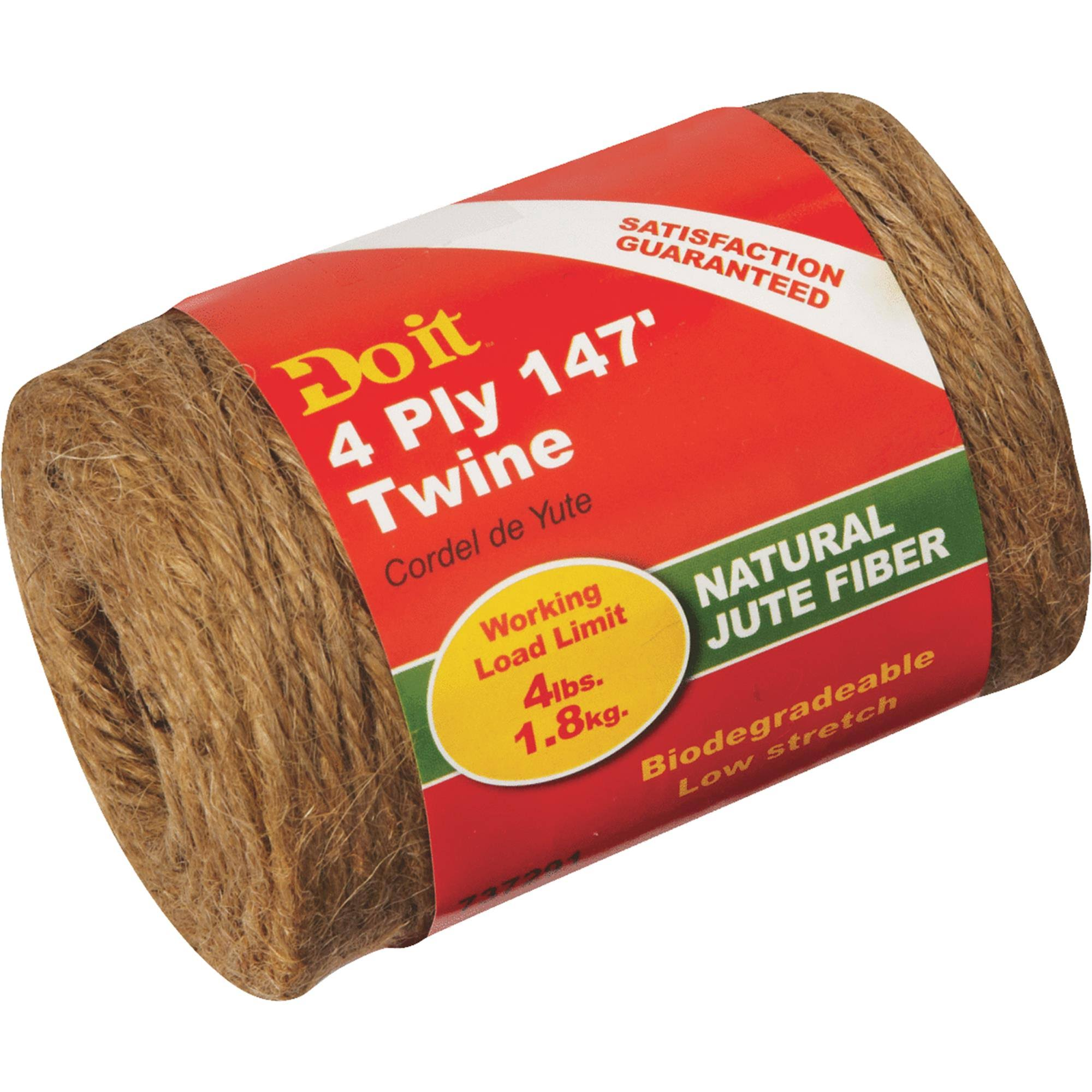 Do It Jute Twine - 4 ply 147'