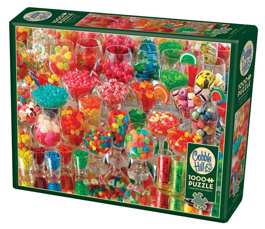 "Candy Bar - Jigsaw Puzzle 1000 Pieces 26.625""X19.25"""