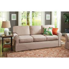 T Cushion Sofa Slipcovers Walmart by Better Homes And Gardens Slip Cover Sofa Multiple Colors