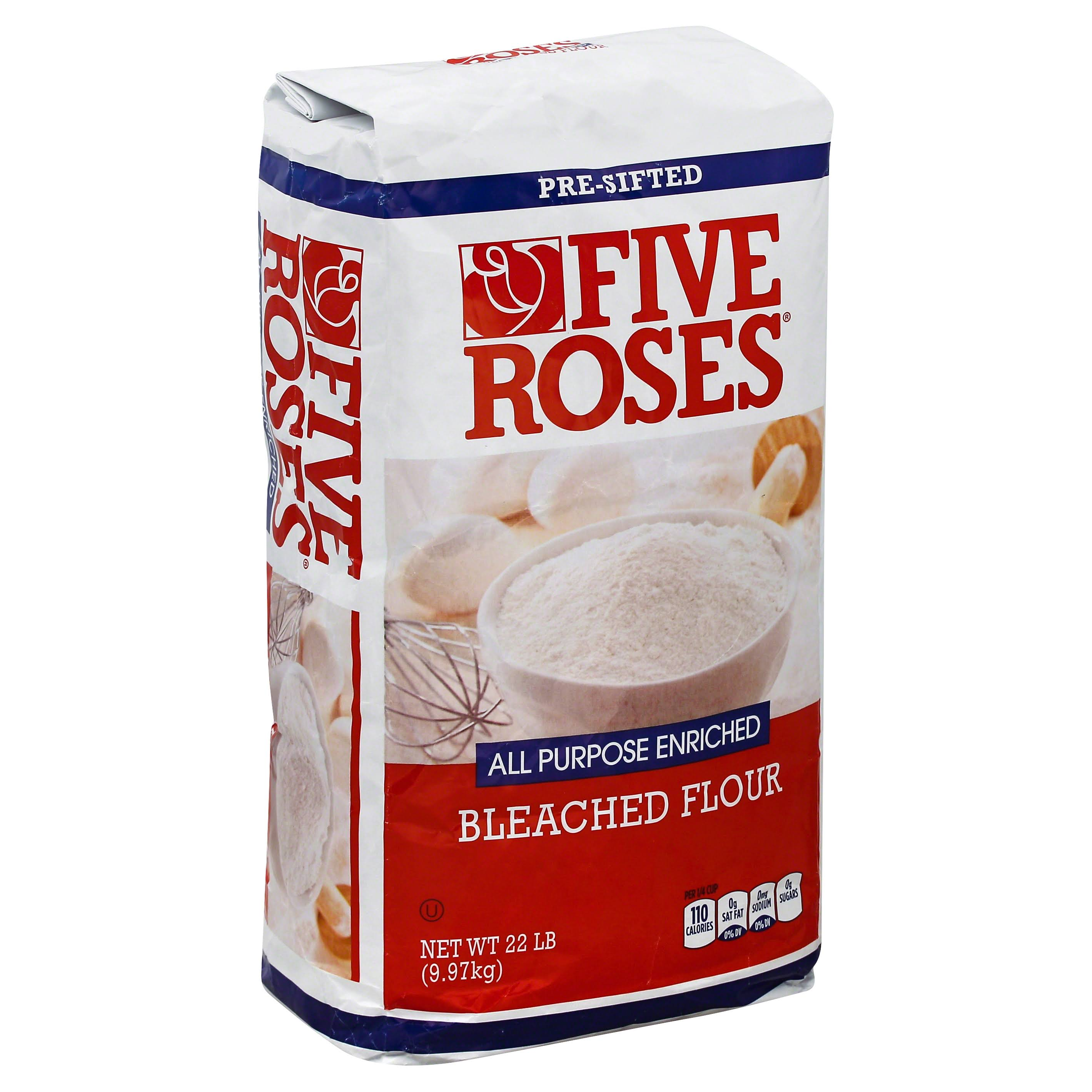 Five Roses All Purpose Enriched Bleached Flour