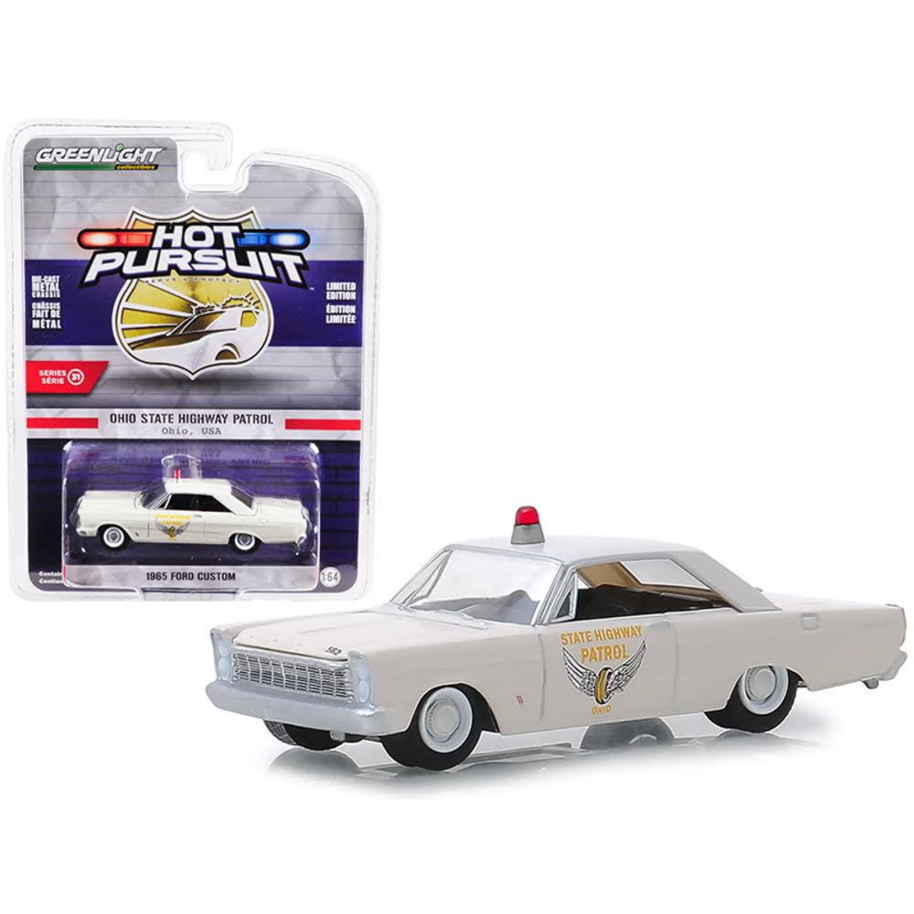 1/64 Scale GreenLight Hot Pursuit Series 31 1Box 6pcs