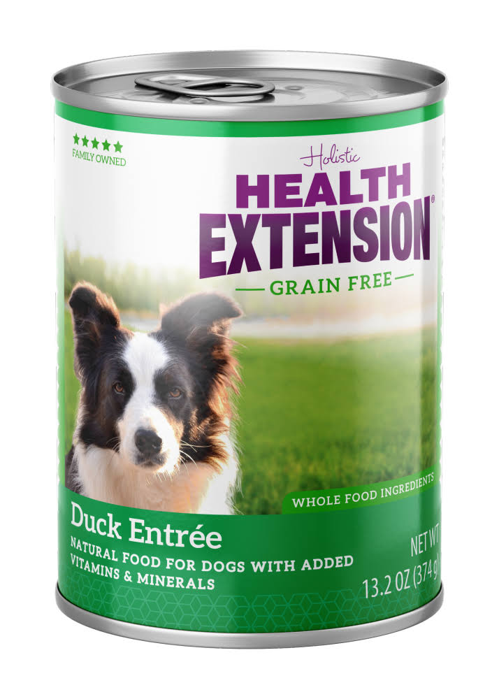 Health Extension Duck Entree Dog Food - 5.5oz