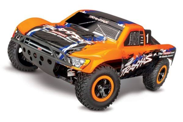 Traxxas Slash 4X4: 1/10 Scale 4WD Brushless Orange