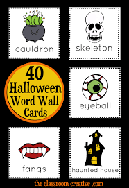 Haunted Halloween Crossword by Halloween Games And Activities For The Classroom