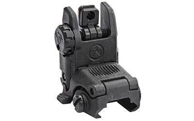 Magpul MAG248 MBUS Rear Back-Up Sight - Black