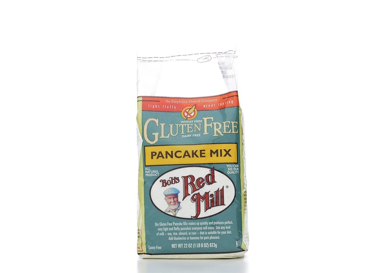 Bob's Red Mill Gluten-Free Pancake Mix - 22oz