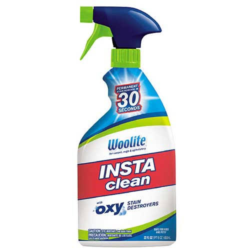 Woolite 1742 Instaclean Stain Remover - White