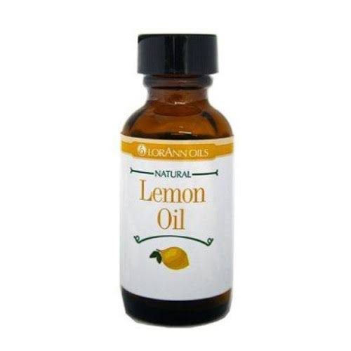 LorAnn Natural Strength Lemon Oil Flavour - 30ml
