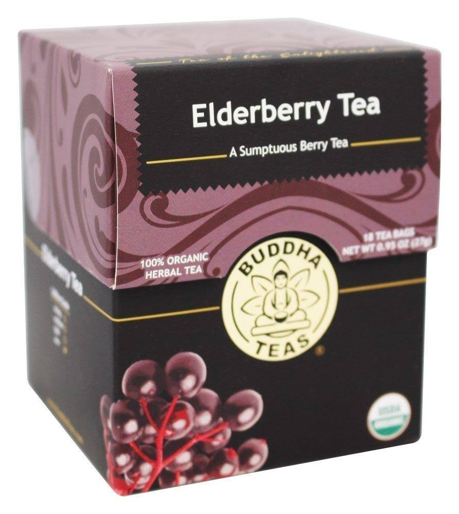 Buddha Teas Elderberry Tea
