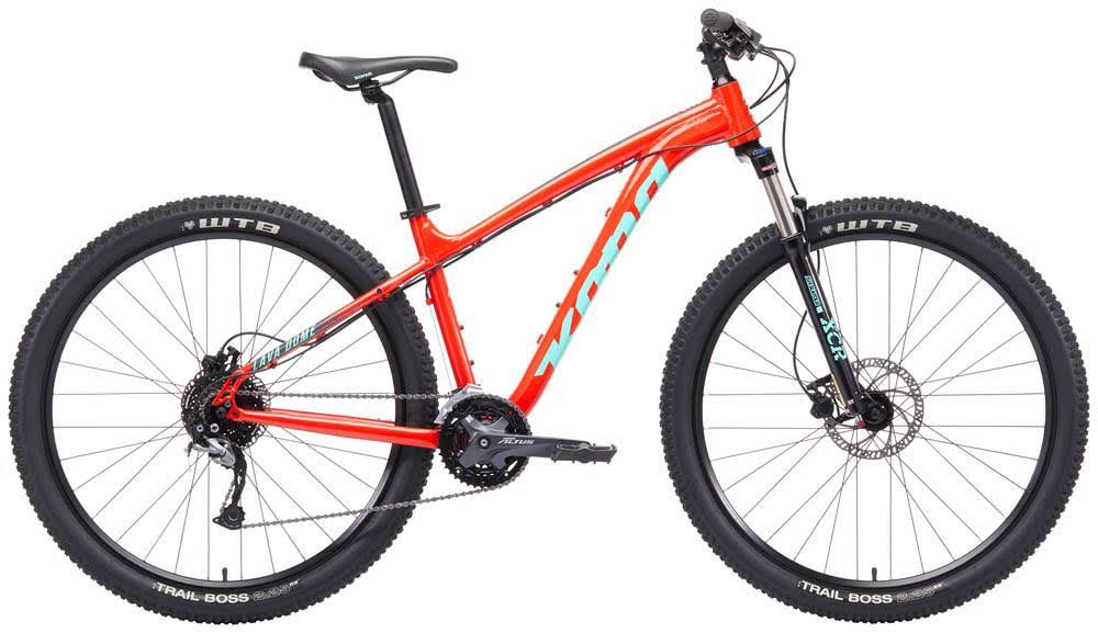 Kona Red Lava Dome Hardtail MTB Bike | 2019 Collection