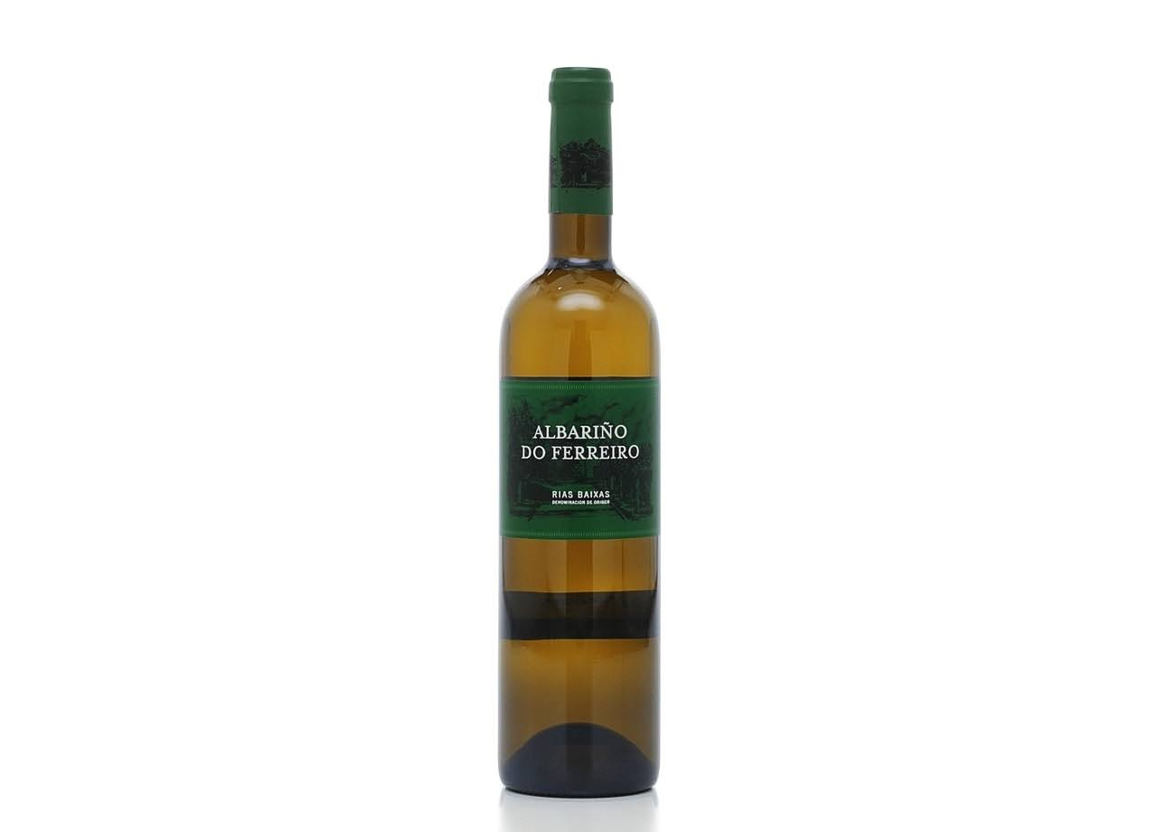 Albario Do Ferreiro White Wine, Spain (Vintage Varies) - 750 ml bottle