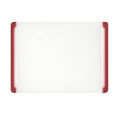 "Oxo Good Grips Utility Cutting Board - Red, 10.5"" x 14.5"""