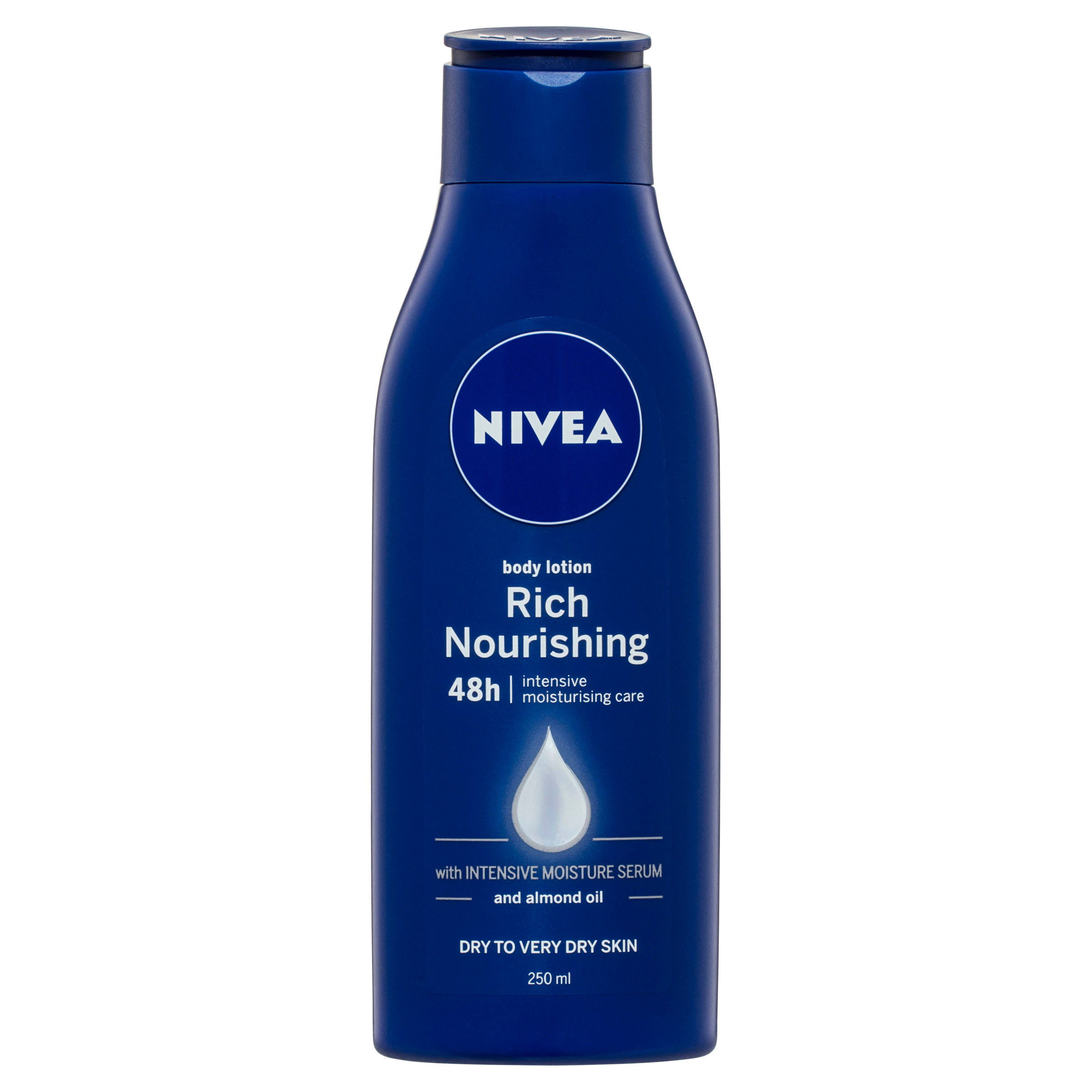 NIVEA Rich Nourishing Body Lotion - 250ml