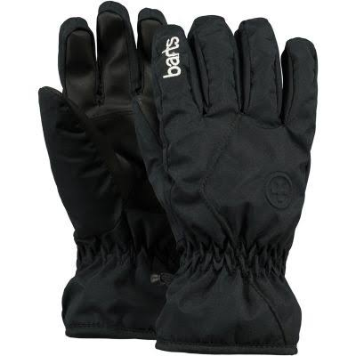 Barts Basic Kids Full-fingered Ski Gloves - Black, 6 Years