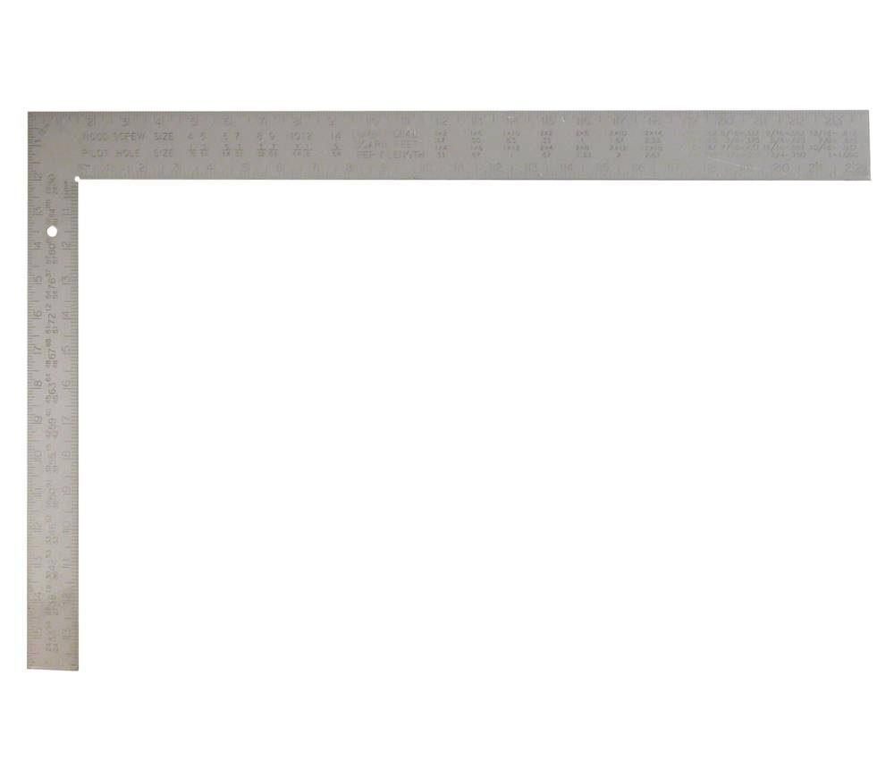 "Empire Level 1110 Steel Tradesman Square - 16"" x 24"""