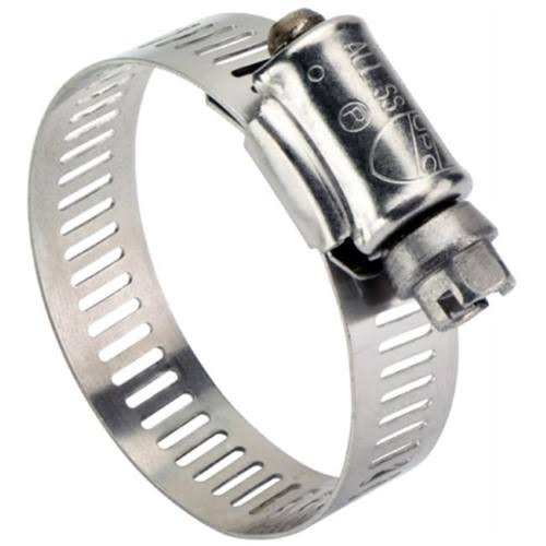 Ideal Corp 6706153 Sure-Tite Stainless Steel Hose Clamps (10 Pack)