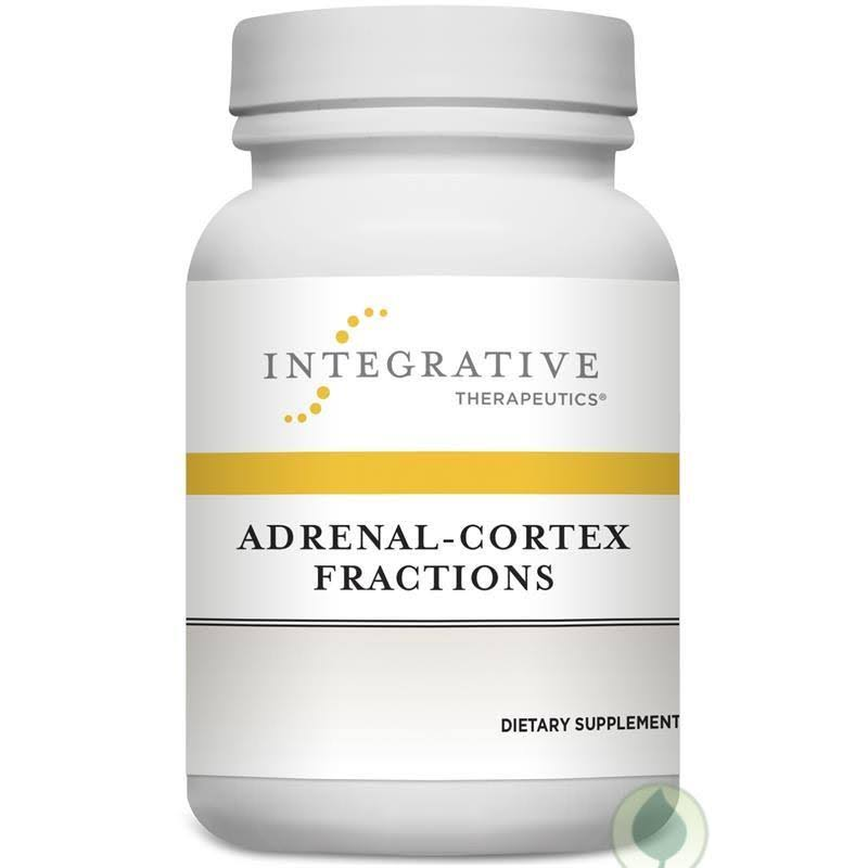 Integrative Therapeutics - Adrenal-Cortex Fractions - 60 Capsules