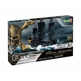 Revell R05499 Black Pearl Model Kit - 1:150 Scale