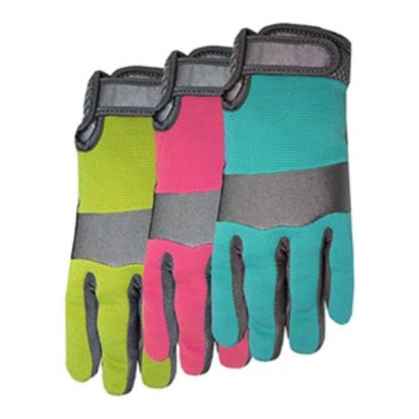Midwest Quality Gloves 149d4-l Synthetic Palm Glove