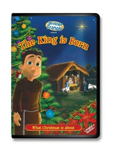 Brother Francis O Holy Night The King is Born New Christian DVD for Kids
