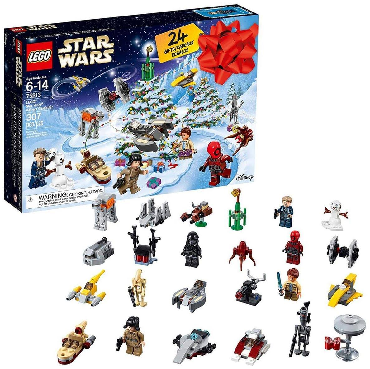 Lego 75213 Star Wars 2018 Advent Calendar