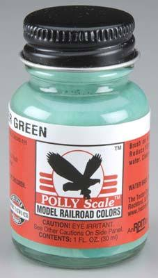 Polly Scale 414228 RR Paint Great Northern (Gn) Glacier Green