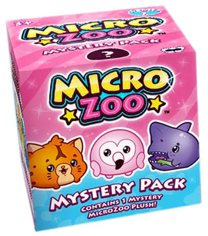 Micro Zoo Mystery Pack