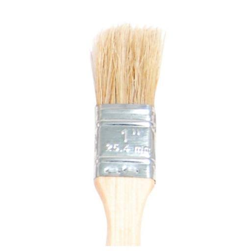 "Chip Brush 1010 Utility Chip Brush - 1"", White Bristle"