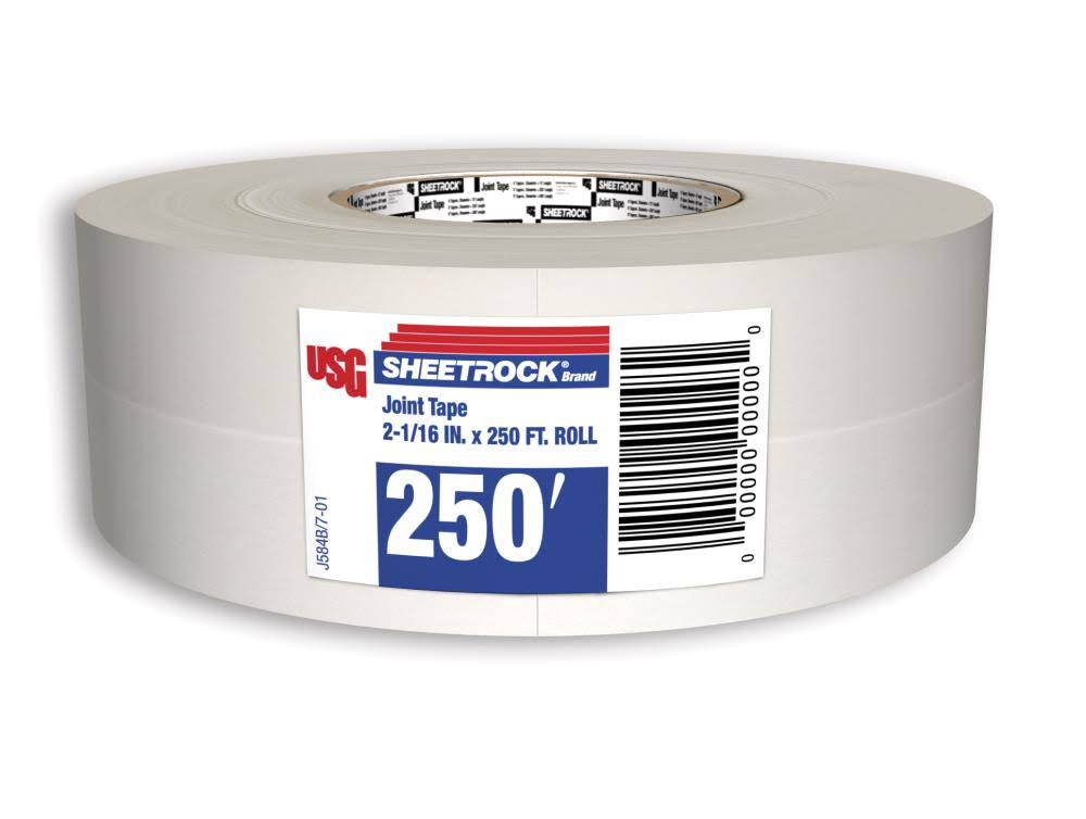 Sheetrock Paper Joint Tape