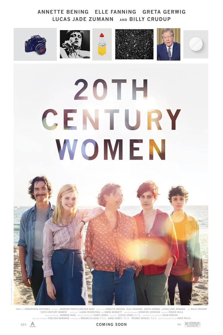 20th Century Women-20th Century Women