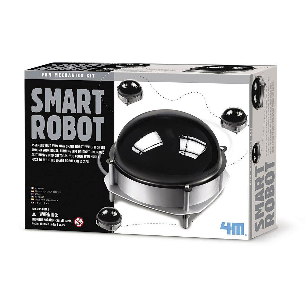 Toysmith Kidzlabs Science Kit Smart Robot