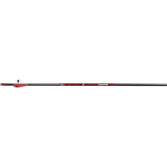Bloodsport Archery Hunter 500 Arrows with Vanes with Insert