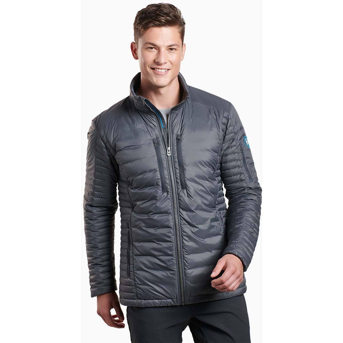 Kuhl Men's Spyfire Jacket (M Carbon)