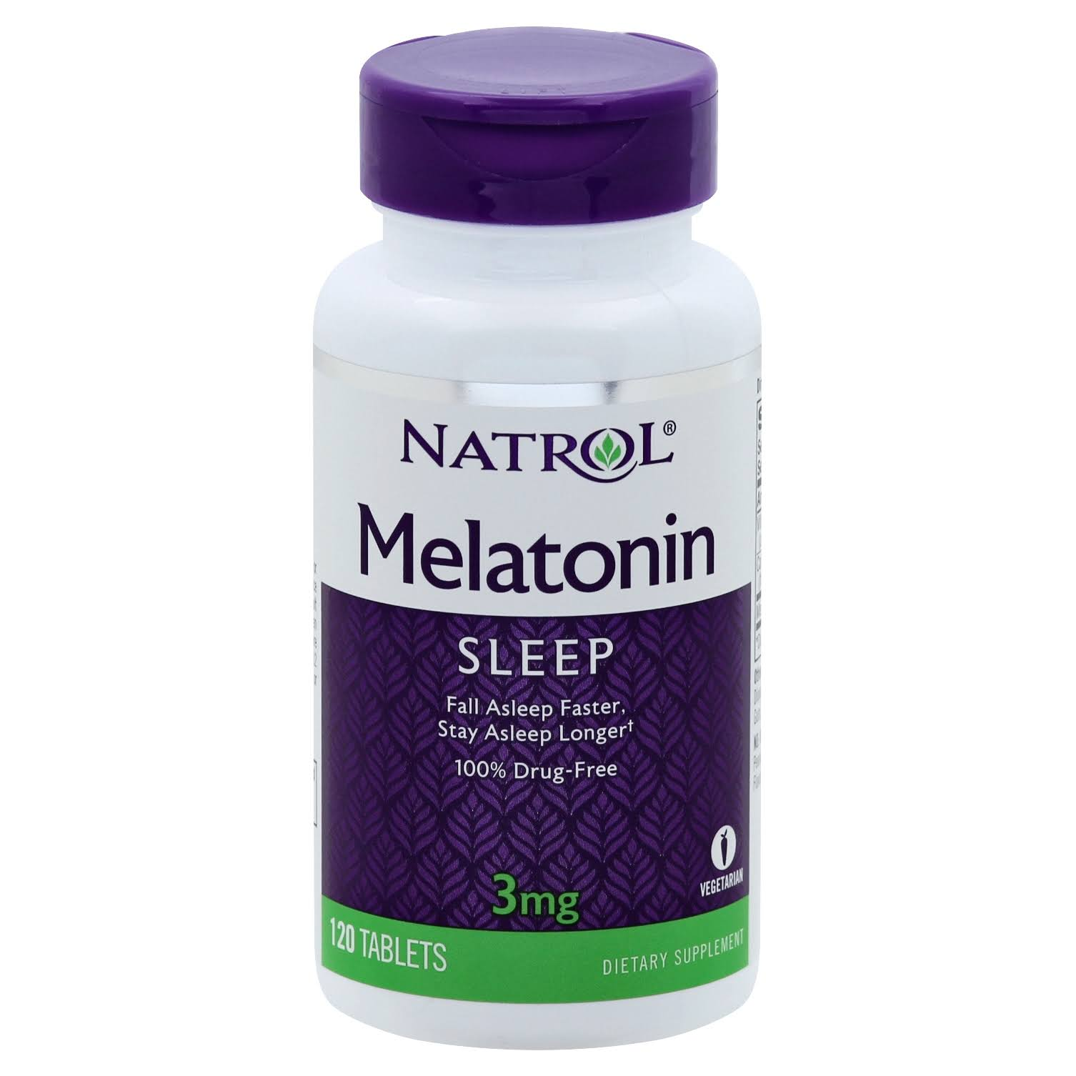 Natrol Melatonin 3mg Dietary Supplement Tablets