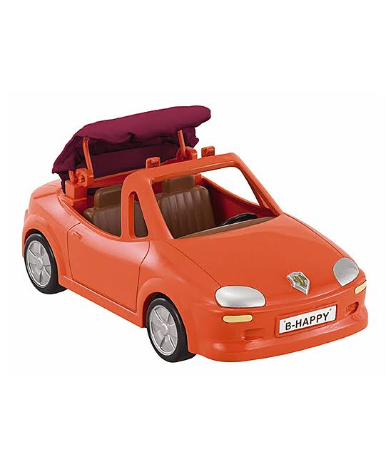 Calico Critters Convertible Car