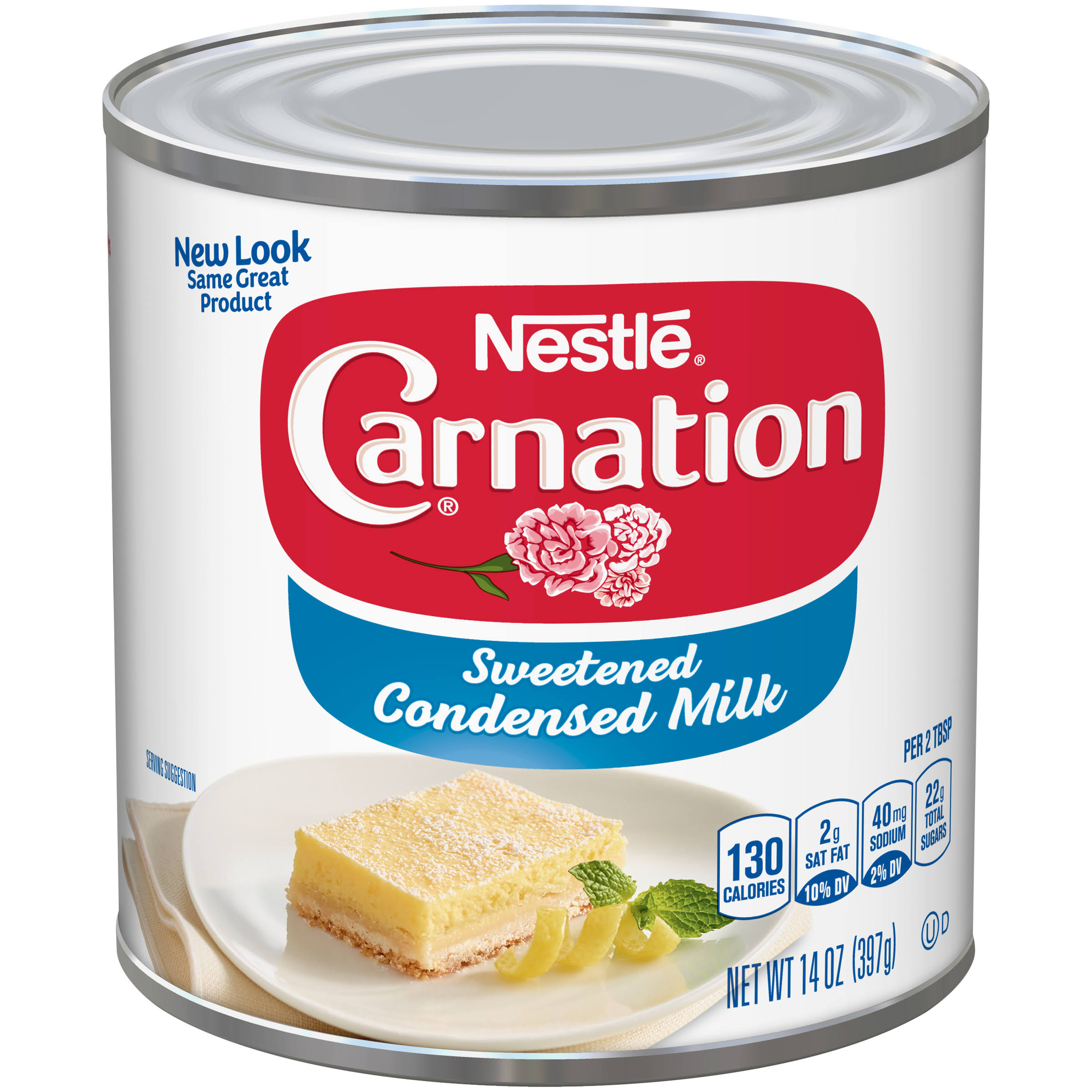 Nestlé Carnation Condensed Milk - Sweetened, 14oz