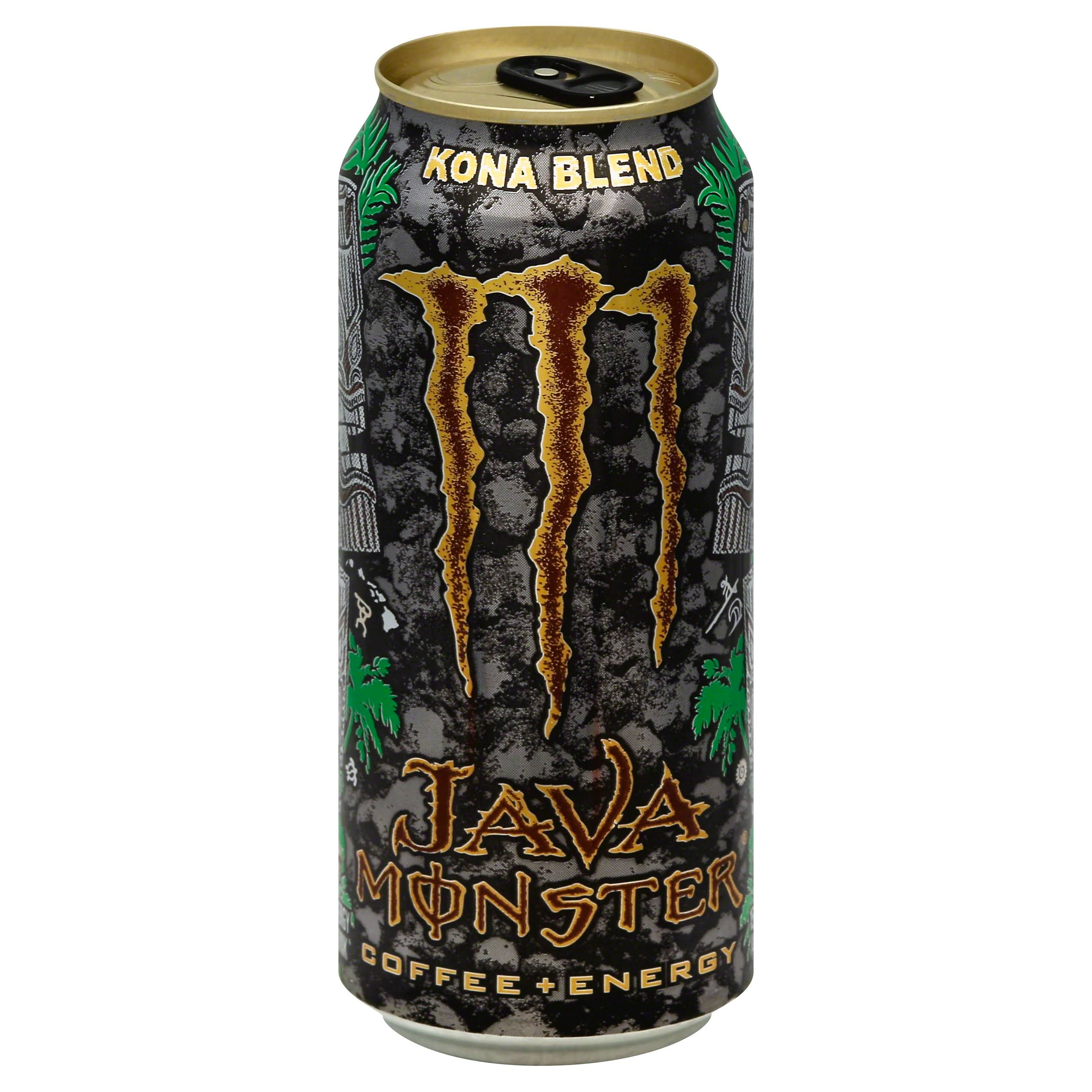 Monster Java Energy Originale Supplement Drink