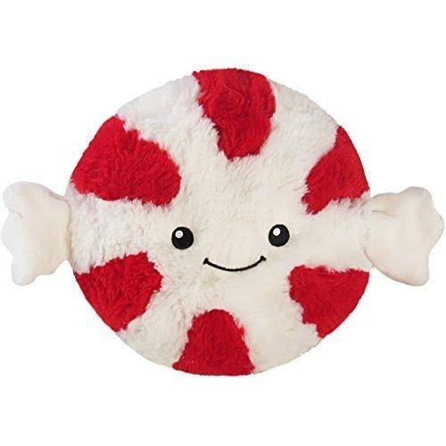 Squishable Mini Peppermint Stuffed Animal Plush - 7in