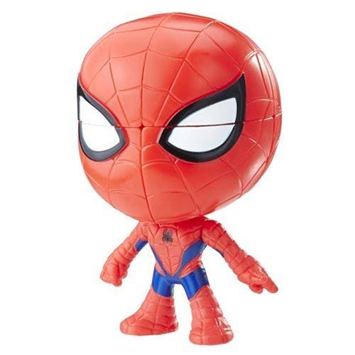 Marvel Edition Rubiks Crew Puzzle Figure - Spider-Man