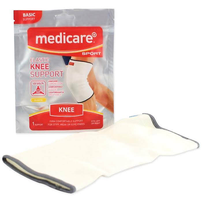 Medicare Sport Elastic Knee Support Small