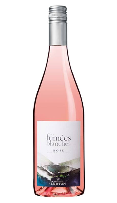 Les Fumees Blanches Rose Wine