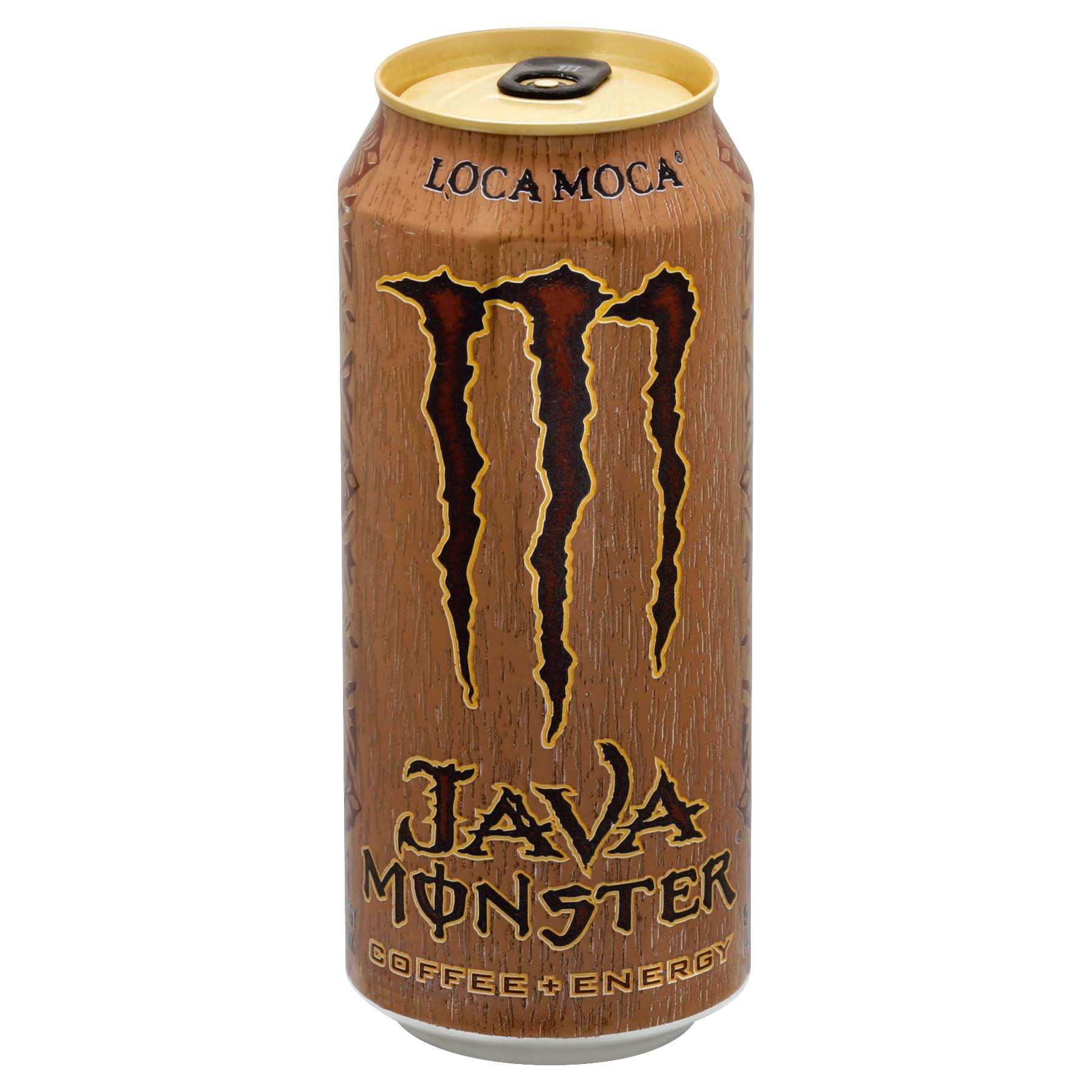 Monster Coffee + Energy Java Loca Moca